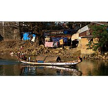 Everyday Life in Hue - Viet Nam Photographic Print