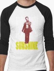 SIMPLY WALKEN ON SUNSHINE Men's Baseball ¾ T-Shirt