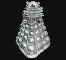 Doctor Who Dalek Kids Clothes