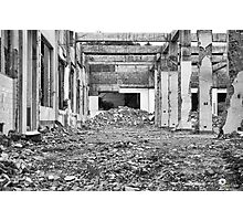 Abandoned Photographic Print