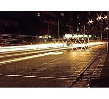 Mount Alexander Road (Early Evening) Photographic Print