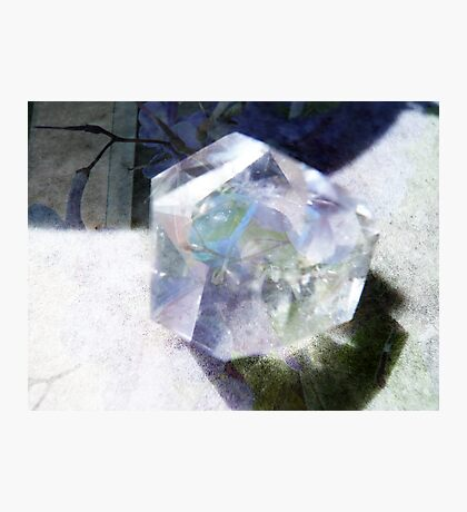 Soft Crystal Blend (1) Photographic Print