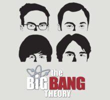 Bigbang  Theory by teesten