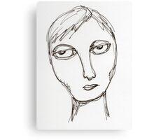 apathetic Canvas Print