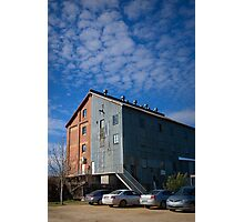The Licorice Factory ~ Junee NSW Photographic Print