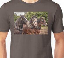 The Three Amigos - Heavy Work Horses Unisex T-Shirt