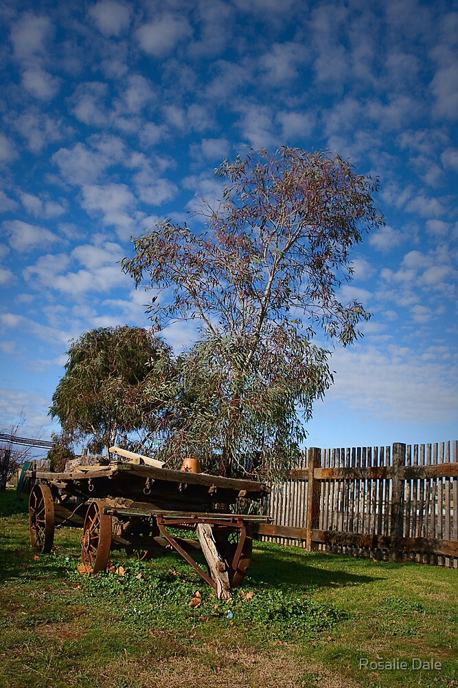 The Licorice Factory No 2 ~ Junee NSW by Rosalie Dale