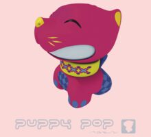 Puppy Pop - Quads 1 by Saing Louis