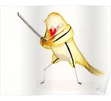 Birdtrix Kiddo- Kill Bill Poster