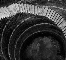 Helikal Vav, A 14th Century Spiral Stepwell by Biren Brahmbhatt