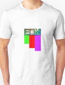 Artistic EDM Unisex T-Shirt