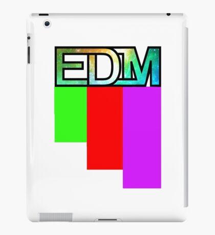 Artistic EDM iPad Case/Skin