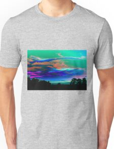 Sunset in July Unisex T-Shirt