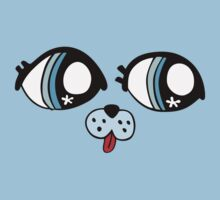 puppy dog eyes Kids Tee