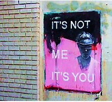 Colfax Graffiti Photographic Print