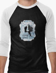 A Beautiful Nightmare Men's Baseball ¾ T-Shirt