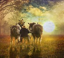 Heading Home by Trudi's Images