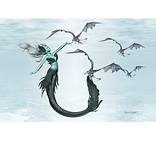 Call of the Sea Dragons Photographic Print