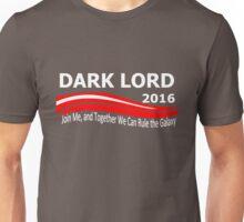 Dark Lord For President Unisex T-Shirt