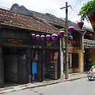 Quiet Streets of Hoi An, Vietnam by Ersu Yuceturk