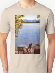 Table For Two - Mirror Lake T-Shirt