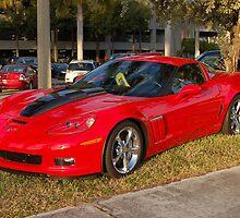Callaway Twin Turbo Corvette by BearheartFoto