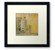 New York Series 2015 012 Framed Print