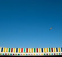 Xylophone Sky by AnnaGriff