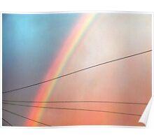 Winter's Rainbow #3 Poster