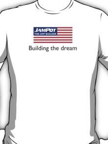 "TheAppBuilder ""Building The Dream"" T-Shirt"