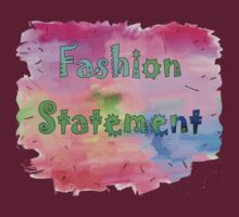 Fashion Statement by Betty Mackey