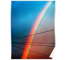 Winter's Rainbow #1 Poster