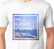 Cielo Blu Unisex T-Shirt