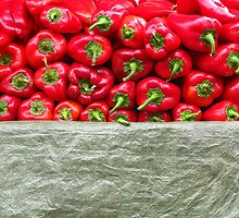 Zagreb Red Pepper Heaven by AnnaGriff