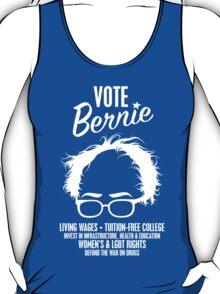 Vote Bernie Hair Shirt with Speaking Points T-Shirt