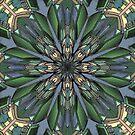 Digital Flower by Diane Johnson-Mosley