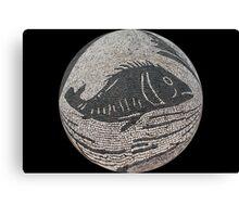 fish sales bc Canvas Print