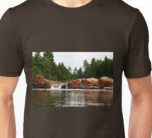 Sturgeon Cascades Unisex T-Shirt