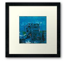 New York Series 2015 014 Framed Print