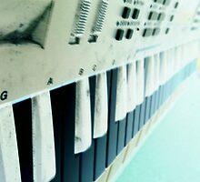 Negative Keyboard picture by CasBak