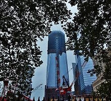 One World Trade Center, NY (6/24/11) by Stephen Burke