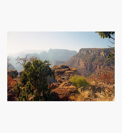 Blyde Canyon Photographic Print