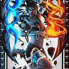 The Legend Of Korra : Aztec by Kyousuke Imadori