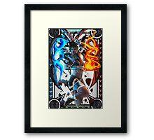 The Legend Of Korra : Aztec Framed Print