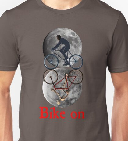 Bike on Unisex T-Shirt