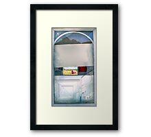Last View - Pontin's Holiday Camp, Lytham St Anne Framed Print