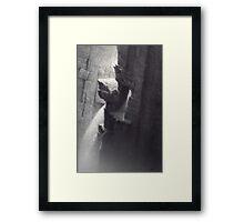 Abandoned Waterworks Framed Print