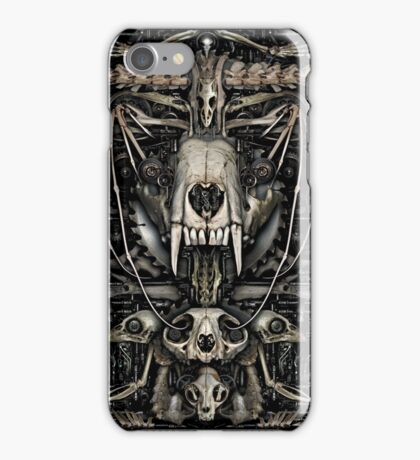 PRIME GRIME iPhone Case/Skin
