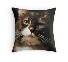 Cici II Throw Pillow