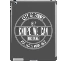 Knope We Can! iPad Case/Skin